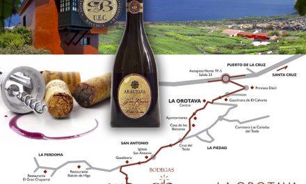 Un vino de DO Valle de la Orotava premio alimentos de España mejor vino 2015