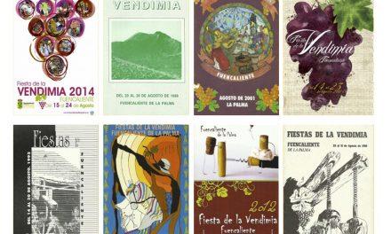 Fuencaliente convoca un concurso para elegir el cartel anunciador de la Fiesta de la Vendimia 2016