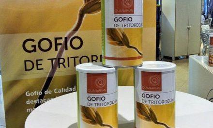 Quanarian trigo antiguo del país, elegido Mejor Gofio de Canarias 2016
