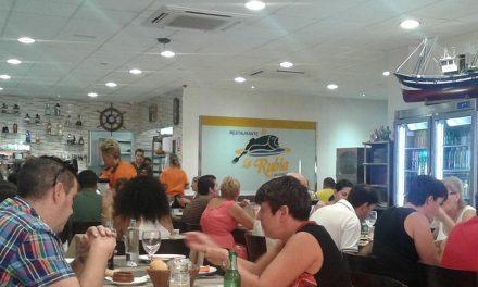 Restaurante La Rubia, sabor del mar desde 1979