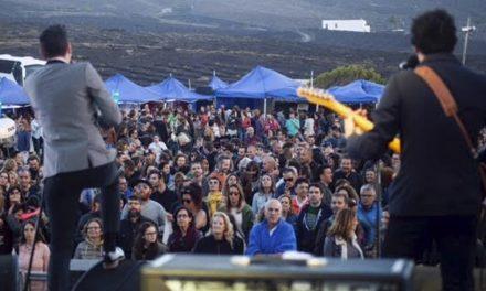 Culmina con éxito el Malvasía Volcánica Weekend, broche final de Sonidos Líquidos 2016