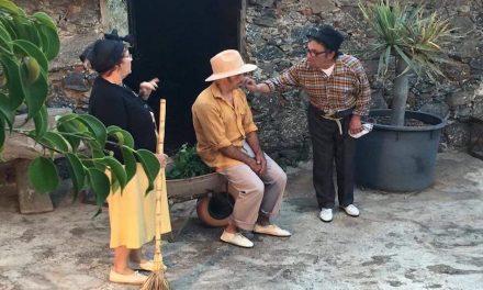 UNA RUTA TEATRALIZADA ESCENIFICA EL MUNDO RURAL CHASNERO