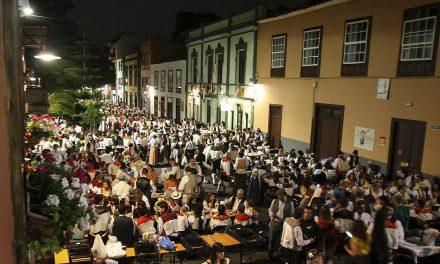 El alcalde de La Laguna, José Alberto Díaz, invita a todos los canarios a disfrutar del Baile de Magos por San Benito