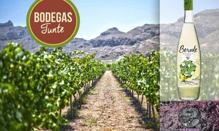 El vino Berode 2015 de Bodegas Tunte recibe el prestigioso premio nacional Baco de Oro