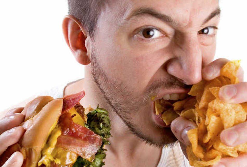LA DIETA INADECUADA PUEDE SER PEOR QUE FUMAR