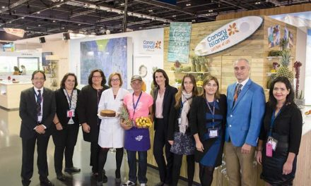 ÉXITO DE CANARIAS EN LA WORLD TRAVEL MARKET 2016