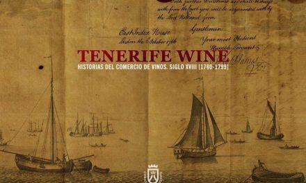 """""""TENERIFE WINE"""", VINO CON HISTORIA"""