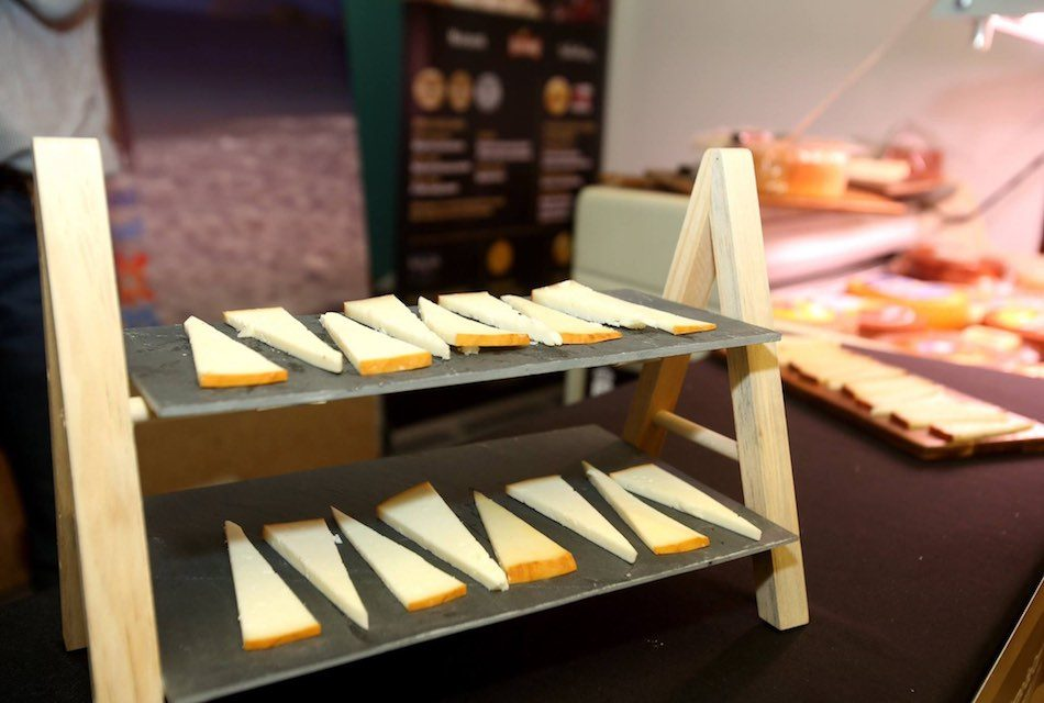 CANARIAS PRESENTE EN EL INTERNATIONAL CHEESE FESTIVAL Y LA WORLD CHEESE AWARDS