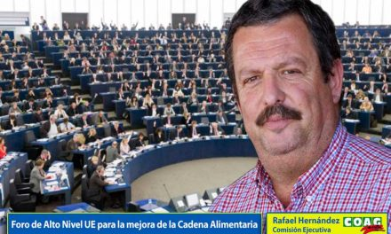 LOS AGRICULTORES Y GANADEROS LLEVAN A BRUSELAS PROPUESTAS PARA EVITAR PRACTICAS ABUSIVAS EN LA CADENA ALIMENTARIA