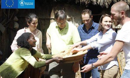 INICIATIVA EN ETIOPIA DEL PROGRAMA MUNDIAL DE ALIMENTOS