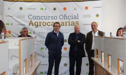 155 VINOS COMPITEN POR SER EL MEJOR VINO DE CANARIAS 2017
