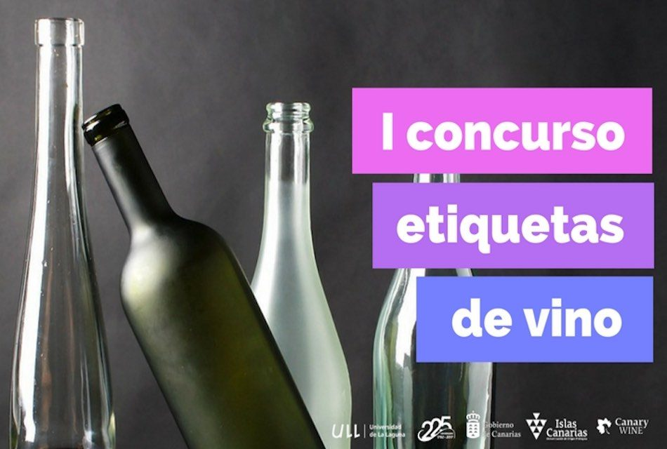 CANARY WINE Y LA ULL PONEN EN MARCHA UN CONCURSO DE ETIQUETAS DE VINOS