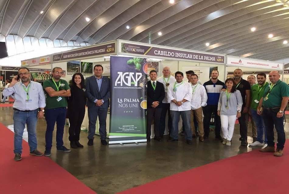 LA ASOCIACIÓN GASTRONÓMICA PALMERA PRESENTE EN GASTROCANARIAS 2017