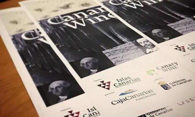 """LA ORGANIZACIÓN INTERNACIONAL DE LA VIÑA Y EL VINO (OIV) ACEPTA EL PATROCINIO DE LAS 1as JORNADAS HISTÓRICAS """"CANARY WINE"""""""