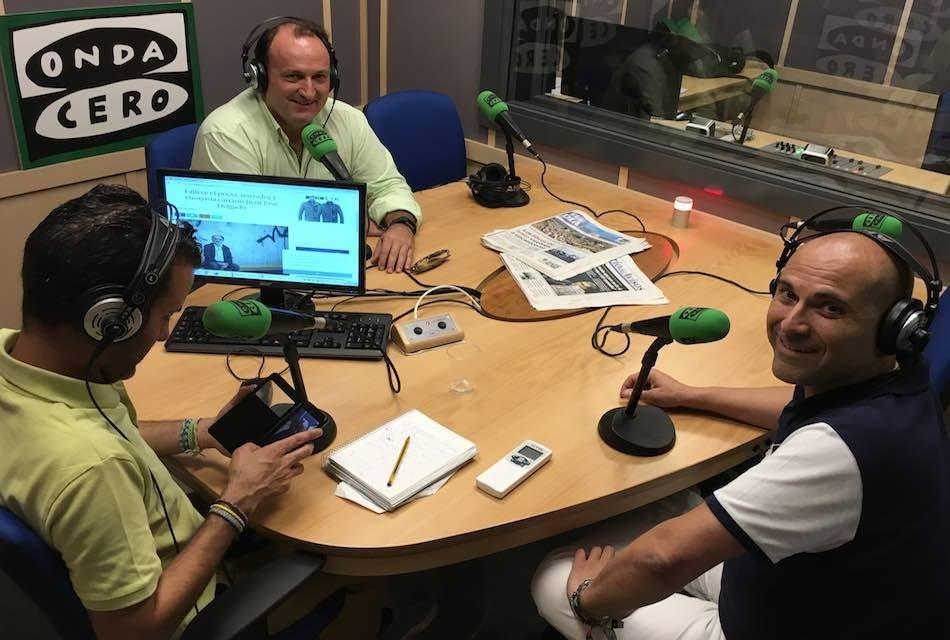 SABOREANDO EN LA ONDA – PODCAST PROGRAMA 8 SEPTIEMBRE 2017