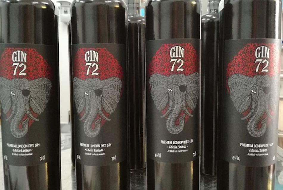 GIN 72, GINEBRA CON ADN MAJORERO
