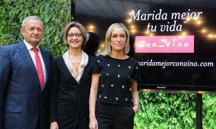 """PRESENTADA LA CAMPAÑA """"MARIDA MEJOR TU VIDA CON VINO"""""""