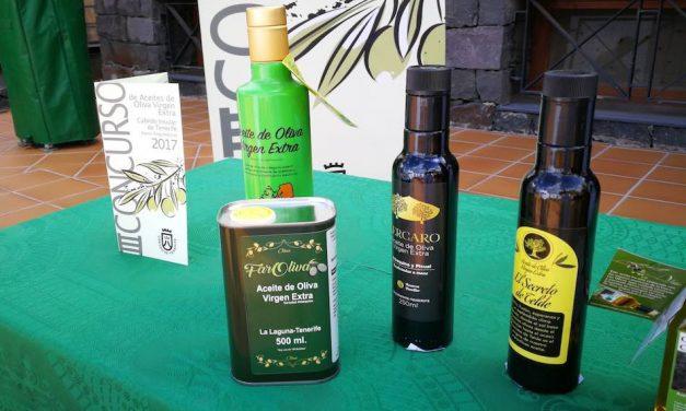 UN ACEITE DE OLIVA VIRGEN EXTRA DE FUERTEVENTURA, ELEGIDO EL MEJOR DE CANARIAS