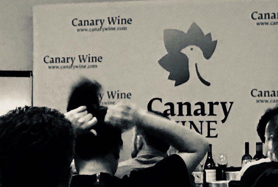 """LOS """"EMBAJADORES DE VINOS CANARIOS"""" VISITAN YCODEN DAUTE ISORA Y CANARY WINE"""