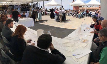 CHIRCHE ACOGE EL CONCURSO QUE ELIGIRÁ LOS MEJORES VINOS DE TENERIFE