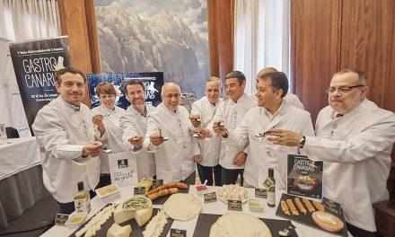 GASTROCANARIAS CONVERTIRÁ EN MAYO A TENERIFE EN EL EPICENTRO DE LA GASTRONOMÍA