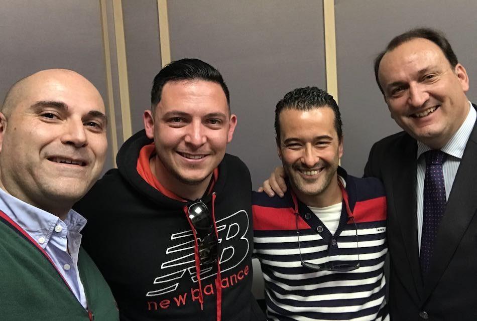 SABOREANDO EN LA ONDA – PODCAST PROGRAMA 16 MARZO 2018