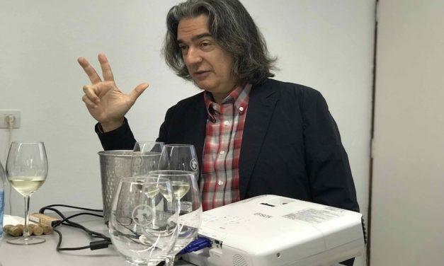 JOAQUÍN GÁLVEZ, WINEMAN, IMPARTE UNA MASTERCLASS EN EL CAMPUS DEL VINO CANARY WINE