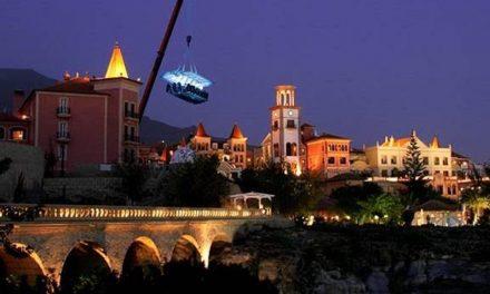 EL HOTEL BAHÍA DEL DUQUE PRESENTA UNA EXPERIENCIA GASTRONÓMICA A 30 METROS DE ALTURA