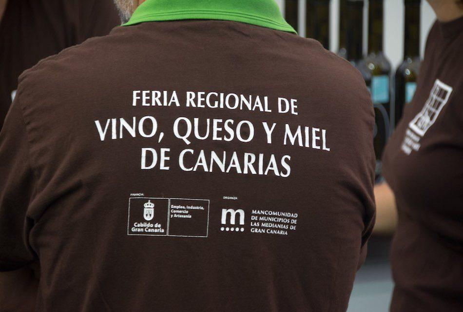 LA BATATA DEL PAÍS, PROTAGONISTA DE LA V FERIA REGIONAL DEL VINO, QUESO Y MIEL DE CANARIAS