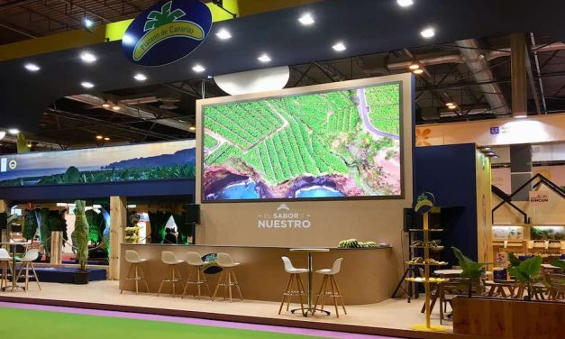 CANARIAS PRESENTE EN FRUIT ATTRACTION