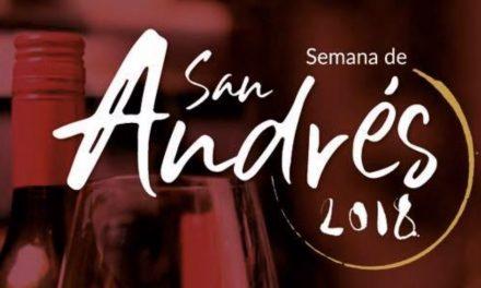 EL VINO DE TENERIFE, PROTAGONISTA DE LA SEMANA DE SAN ANDRÉS 2018