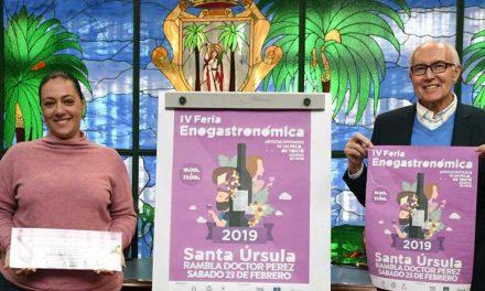 SANTA ÚRSULA MUESTRA SU RIQUEZA CULINARIA Y VINÍCOLA EN LA IV FERIA ENOGASTRONÓMICA