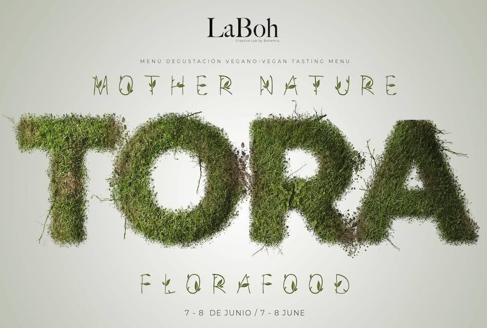 "LLEGA ""TORA FLORA FOOD"" AL HOTEL BOHEMIA SUITE & SPA"