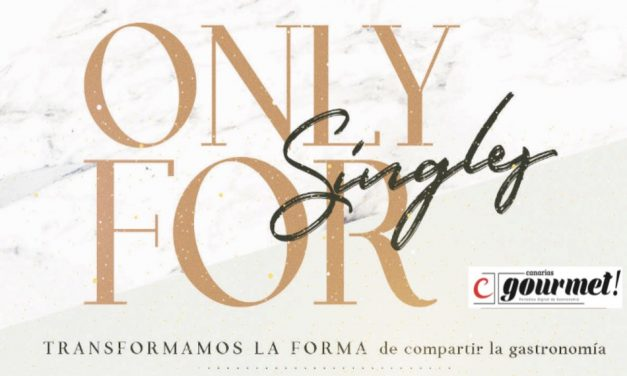 "CENA MAGISTRAL ""ONLY FOR SINGLES"""