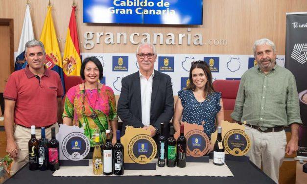 ELEGIDOS LOS MEJORES VINOS DE GRAN CANARIA 2019