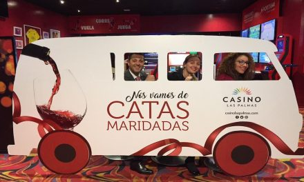 NUEVA PROGRAMACIÓN DE CATAS Y CENAS MARIDAJE EN EL CASINO DE LAS PALMAS