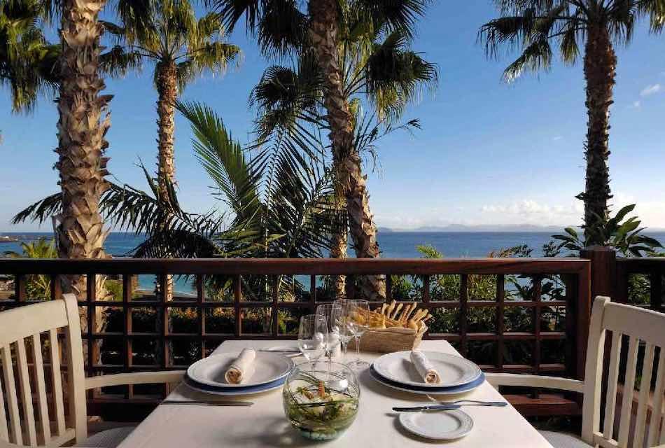 EL RESTAURANTE ISLA DE LOBOS, DEL HOTEL PRINCESA YAIZA, ENTRE LOS 100 MEJORES DE ESPAÑA