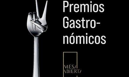 MESA ABIERTA PRESENTA LA 5 EDICIÓN DE SUS PREMIOS GASTRONÓMICOS