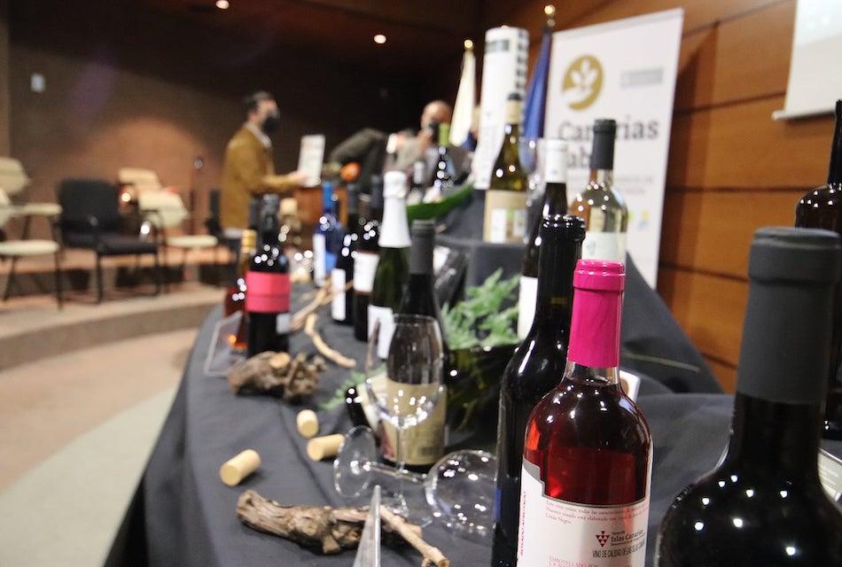 LOS CANARY WINE PROTAGONISTAS DEL CONCURSO OFICIAL DE VINOS AGROCANARIAS 2021